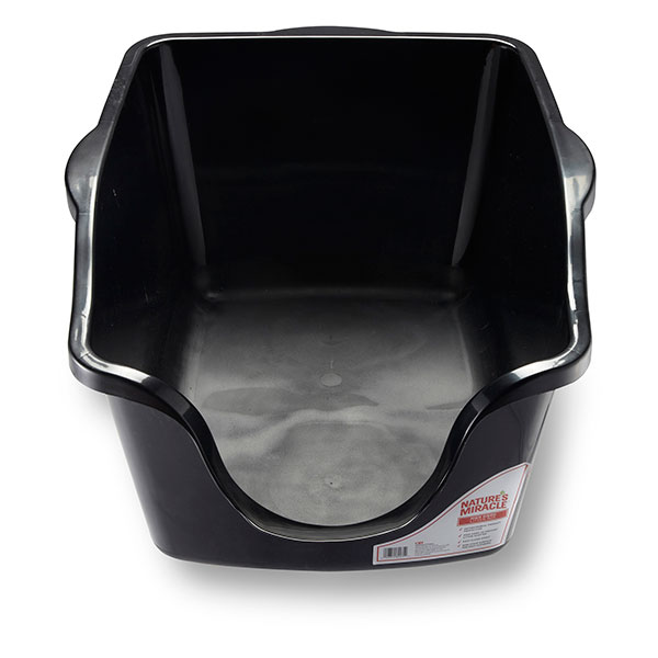 Just for Cats - High Sided Cat Litter Box (Non-hooded)