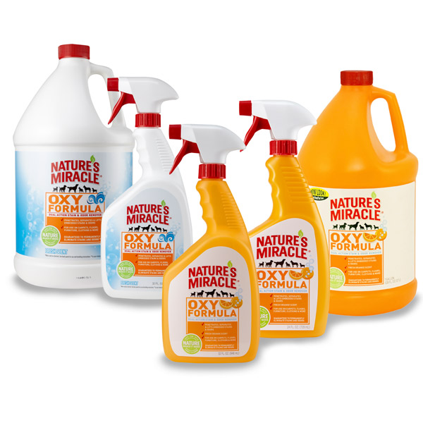 Oxy Pet Stain & Odor Remover