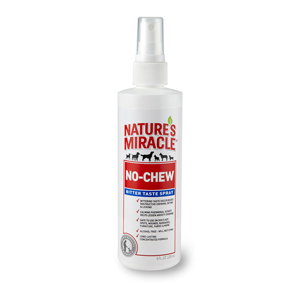No Chew Bitter Taste Spray