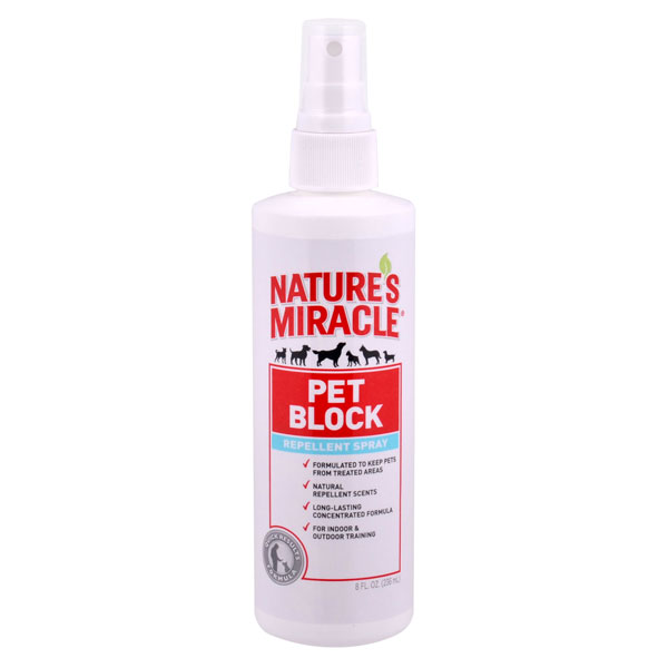 Pet Block Repellent Spray